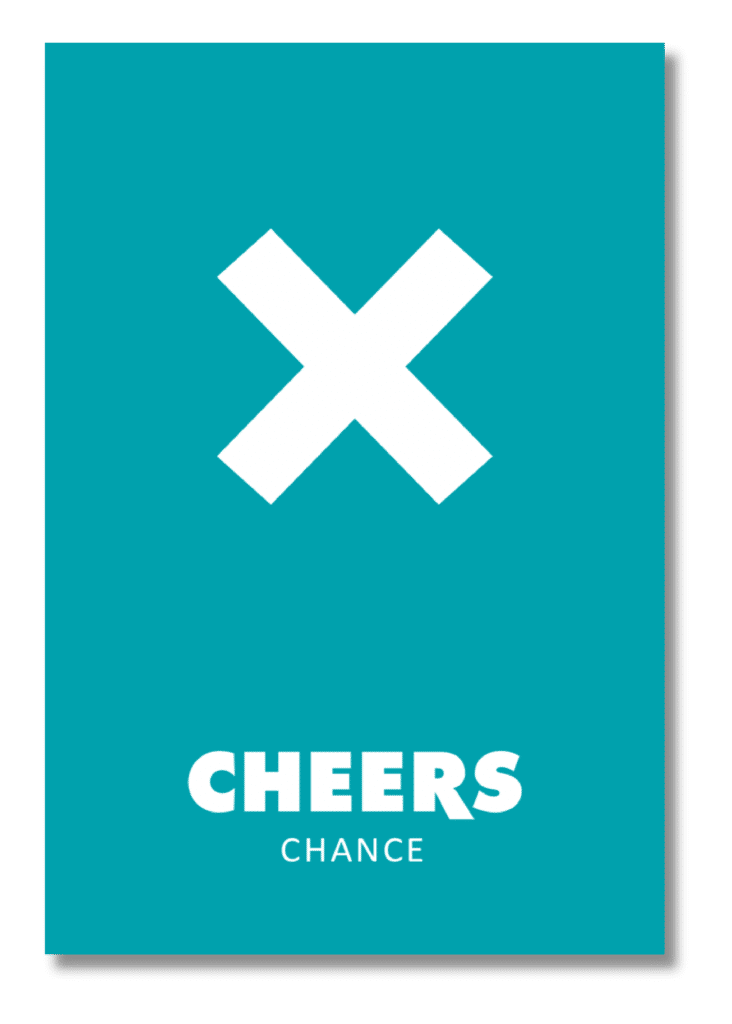Chance - Cheers spillet