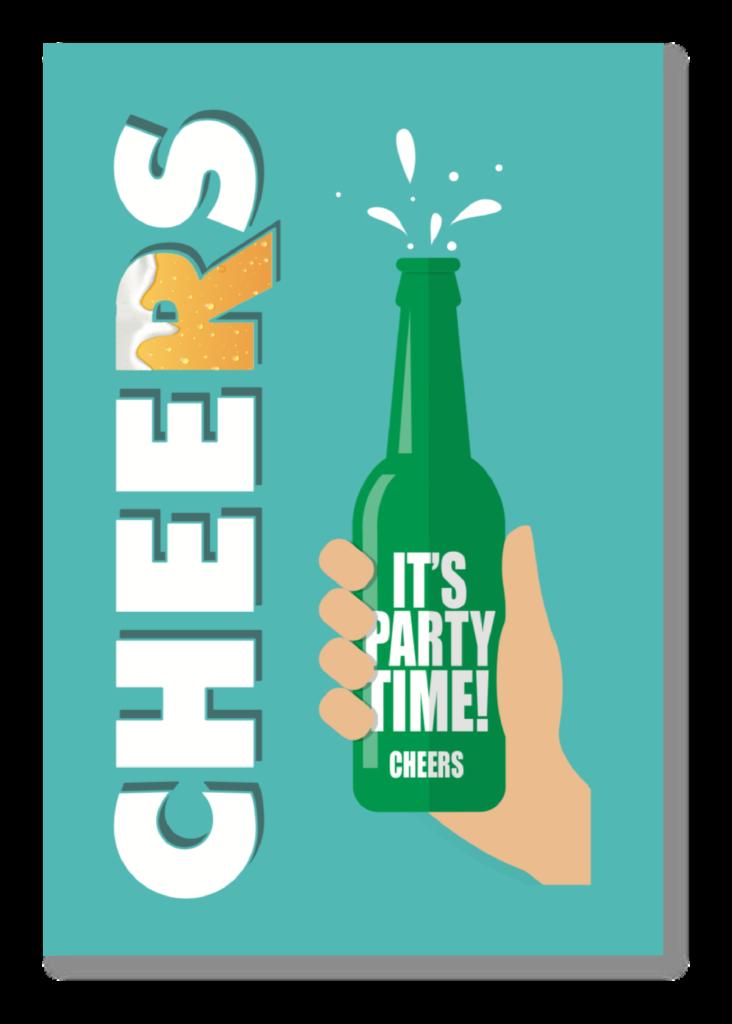 Cheers kort - Cheers spillet
