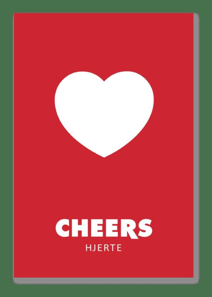 Hjerte - Cheers spillet